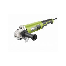 EXTOL-CRAFT EX403127 Bruska úhlová s prodlouženou rukojetí, 125mm, 1200W, 403127 Brusky