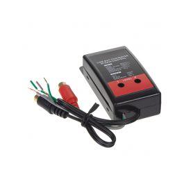 PC1-608 2 kanálová redukce repro/CINCH nastavitelná Odrušovací filtry/převodníky