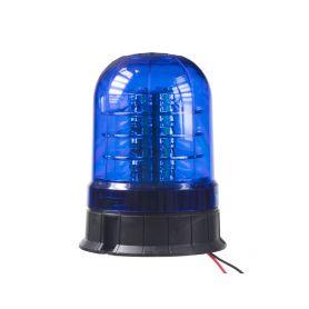WL93FIXBLUE LED maják, 12-24V, 24x3W modrý ECE R10 LED pevná montáž