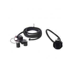 PC4-32A Automatické relé pro dobíjení druhé baterie 12V/250A + voltmetr Relé 12V