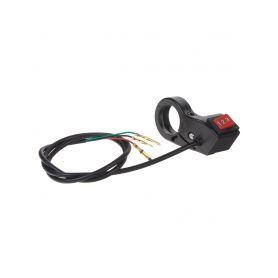KF-SW03M Přepínač světel/predátorů/zvukových systémů na motocykl Multipřepínače