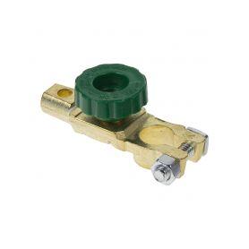 42BAT03 Svorka akumulátorová rychloupínací GOLD bloky + svorkovnice