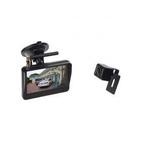 """SVWD435SETAHD SET bezdrátový digitální kamerový systém s monitorem 4,3"""" AHD Parkovací sady"""