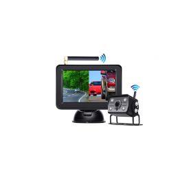 """SVWD501SETAHD SET bezdrátový digitální kamerový systém s monitorem 5"""" AHD, 2CH Parkovací sady"""