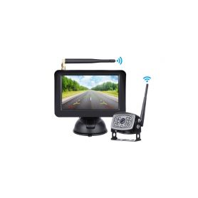 """SVWD501SET SET bezdrátový digitální kamerový systém s monitorem 5"""" Parkovací sady"""