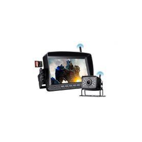 """SVWD77SETAHDDVR SET bezdrátový digitální kamerový systém s monitorem 7"""" AHD, 2CH, DVR Parkovací sady"""