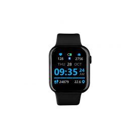CEL-TEC 2012-048 GrandWatch E1 Black + řemínek navíc Chytré hodinky