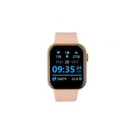 CEL-TEC 2012-041 GrandWatch E1 Pink + řemínek navíc Chytré hodinky
