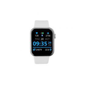 CEL-TEC 2012-042 GrandWatch E1 Silver + řemínek navíc Chytré hodinky