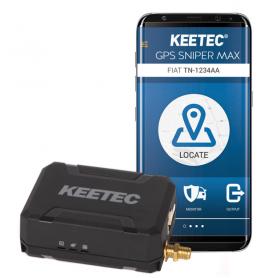 Keetec GPS Sniper Max GSM/GPS lokalizátory