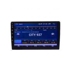 "80829A Autorádio s 9"" LCD, Android 10.0, WI-FI, GPS, Mirror link, Bluetooth, 2x USB Multimediální autorádia"