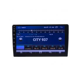 "80830A Autorádio s 10,1"" LCD, Android 10.0, WI-FI, GPS, Mirror link, Bluetooth, 2x USB Multimediální autorádia"