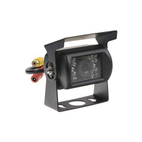 Kamera CCD s IR světlem, vnější PAL