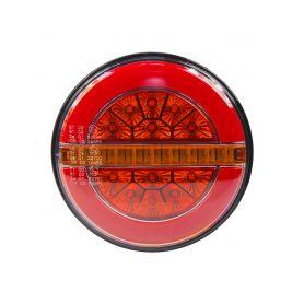 TRL230LED Sdružená LED lampa zadní s dynamickými blinkry 12/24V Zadní + kombinovaná