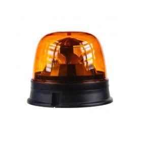 WL73FIX LED maják, 12-24V, 10x1,8W, oranžový, pevná montáž, ECE R65 R10 LED pevná montáž