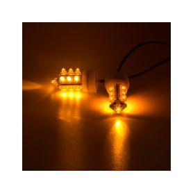 CarClever Rezistor pro žárovku 12V/5W, 40 ohm, hliníkové pouzdro 1-ledr-5w