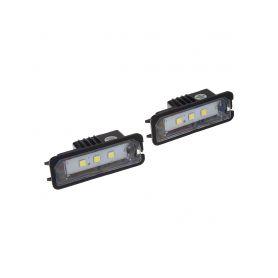RZVW08 LED osvětlení SPZ do vozu Seat, Škoda, VW Pro osvětlení SPZ