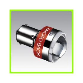 KF11LED/12V LED žárovka BA15S 12V se signalizací couvání Bi-Bi-Bi... Signalizace couvání a sirény