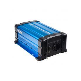 35PSW624DR Sinusový měnič napětí z 24/230V, 600W / dálkové ovládání s displejem Sinusové měniče