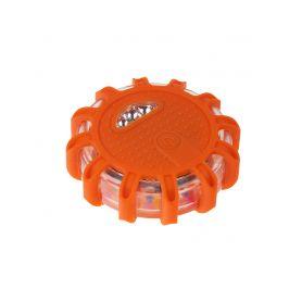 WL-H01REDAAA LED výstražné světlo 12 + 3LED na 3x baterii AAA, červené Výstražná světla