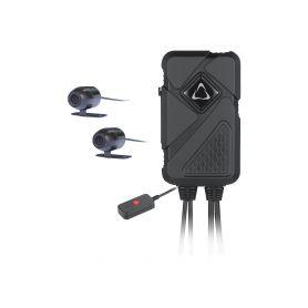 CEL-TEC 2101-056 MK02 Dual Wi-Fi GPS Dvoukanálové záznamové kamery
