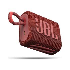 JBL GO3 Red Přenosné bezdrátové reproduktory