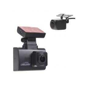 """DVRB20WIFIDUAL DUAL 2K kamera s 2,45"""" LCD, GPS, WiFi, české menu Dvoukanálové záznamové kamery"""