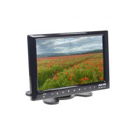 """IC-701T LCD monitor 7"""" na palubní desku s MP3/MP4/USB/Bluetooth/FMmod. Na palubní desku"""