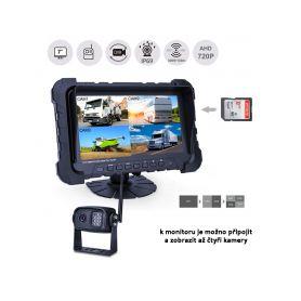 """CW3-DSET7AHDDVR SET bezdrátový digitální kamerový AHD systém, monitor 7"""" s možností nahrávání Speciální záznamové kamery"""