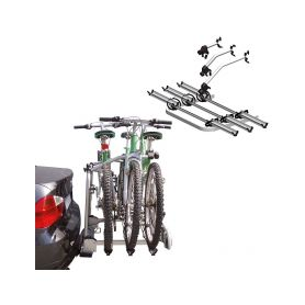 Nosič kol Fabbri Bici Exclusive - 3 kola, na tažné zařízení Nosiče kol na tažné zařízení