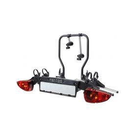Nosič kol Menabo Sirio - 2 kola, na tažné zařízení Nosiče kol na tažné zařízení