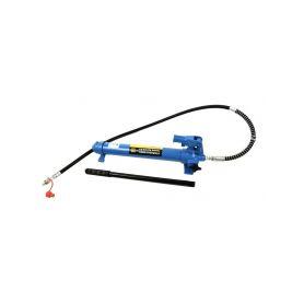 GEKO G02071 Ruční hydraulická pumpa jednorychlostní 10T, pro hydraulický rozpínák Exteriér a karoserie