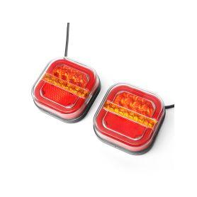 TRL23LED Sdružená LED lampa zadní s dynamickými blinkry 12/24V Zadní + kombinovaná