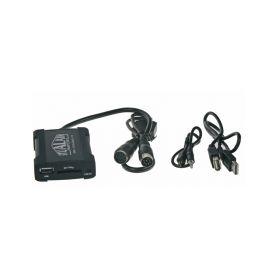YATOUR - ovládání USB zařízení u rádií Alpine M-Bus