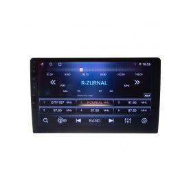 "80830AT Autorádio s 10,1"" LCD, Android 10.0, WI-FI, GPS, apple carplay / android auto, Bluetooth, 2x USB Pevné GPS navigace"