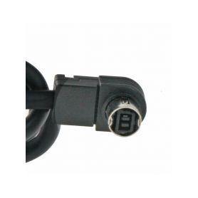 CarClever MGB prut gumový univerzální černý 1-61muni