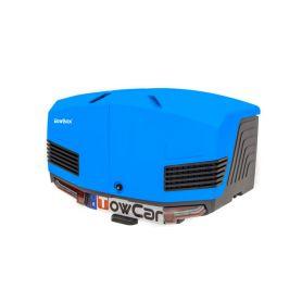 TowCar TowBox V3 modrý, perforovaný, na tažné zařízení Přepravní boxy na tažné zařízení