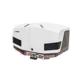 TowCar TowBox V3 bílý, uzavřený, na tažné zařízení Přepravní boxy na tažné zařízení