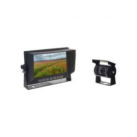 "SV708AHDSET AHD kamerový set s monitorem 7"", 3x 4PIN + kamera + 15m kabel 4PIN sety"