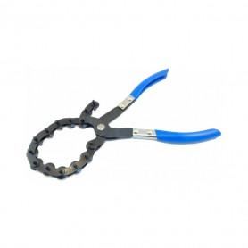 QUATROS QS14761 Kleště s řetězem na řezání trubek a výfuků, průměr 20 - 75 mm Další nářadí