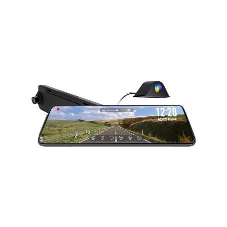 CEL-TEC 2104-021 M12 DUAL GPS Exclusive Záznamové kamery v zrcátku