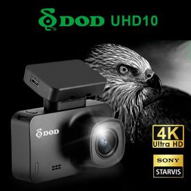 """DOD UHD10 s GPS + 170° záběr + 2,5"""" displej Klasické záznamové kamery"""