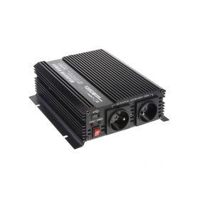 351212 Měnič napětí z 12/230V + USB, 1200W Měniče z 12V na 230V