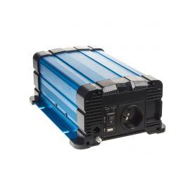 35PSW612DR Sinusový měnič napětí z 12/230V, 600W / dálkové ovládání s displejem Sinusové měniče