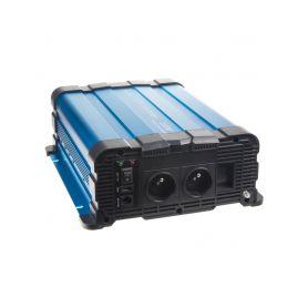 35PSW1512DR Sinusový měnič napětí z 12/230V, 1500W / dálkové ovládání s displejem Sinusové měniče
