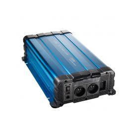 35PSW2512DR Sinusový měnič napětí z 12/230V, 2500W / dálkové ovládání s displejem Sinusové měniče