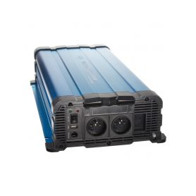 35PSW4012DR Sinusový měnič napětí z 12/230V, 4000W / dálkové ovládání s displejem Sinusové měniče