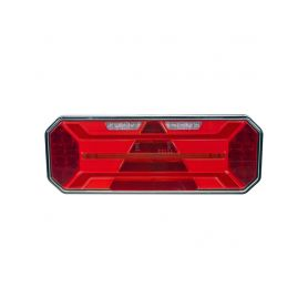 TRL34L Sdružená LED lampa levá zadní s dynamickými blinkry 12/24V Zadní + kombinovaná