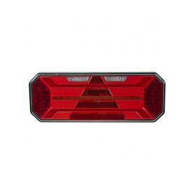 TRL34P Sdružená LED lampa pravá zadní s dynamickými blinkry 12/24V Zadní + kombinovaná