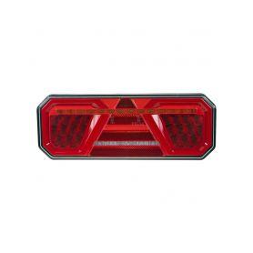 TRL33L Sdružená LED lampa levá zadní s dynamickými blinkry 12/24V Zadní + kombinovaná
